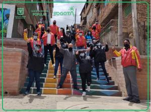 San Cristóbal cuenta un escuadrón ambiental liderado por la Caja de la Vivienda Popular