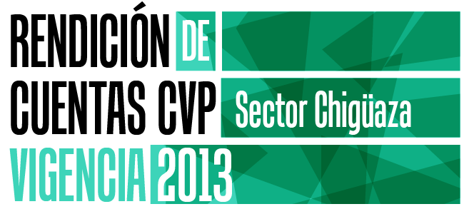 Informe de Gestion sector Chingüaza