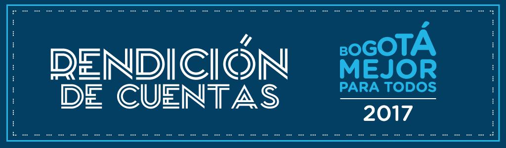 Balance acumulado Bogotá Mejor para Todos 2017
