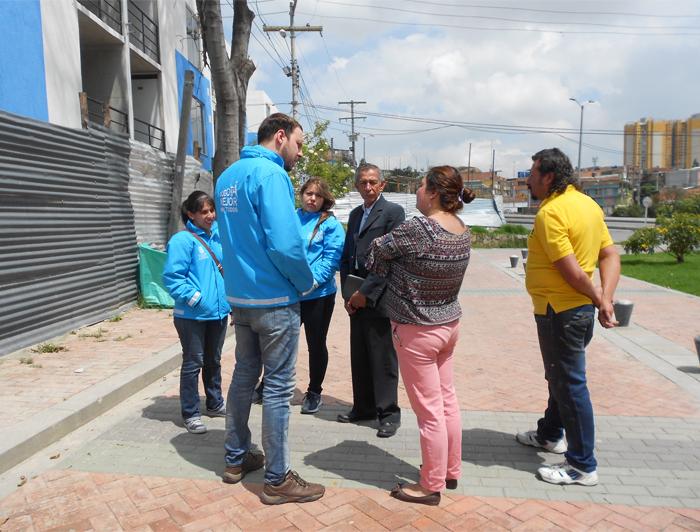 Ciudad Bolívar y San Cristóbal son epicentros de los proyectos habitacionales de la Caja de la Vivienda Popular.