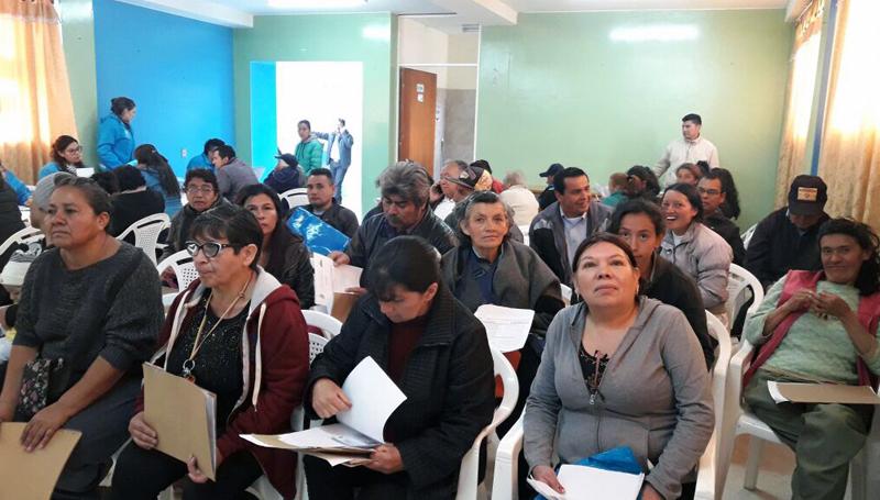 La Caja de la Vivienda Popular beneficiará a cerca de 300 familias en Usme