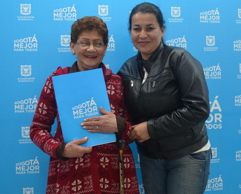 79 nuevos propietarios en Bogotá