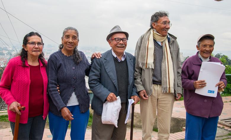 Durante tres generaciones, 45 familias de Chapinero esperaron su título de propiedad