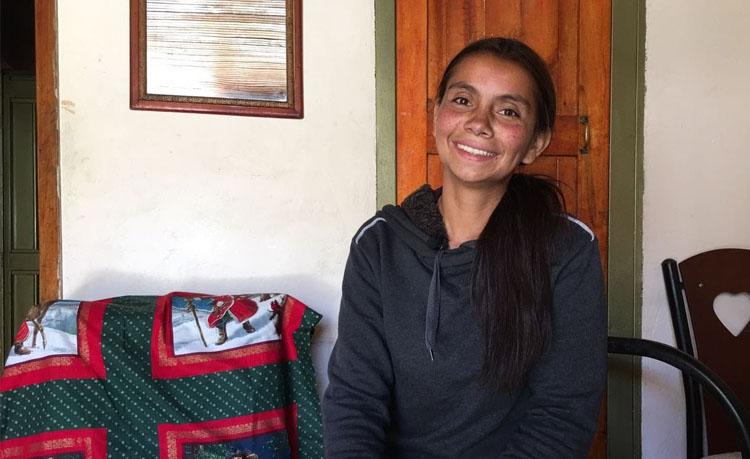 'Esta casa es el futuro de mis hijos' - Beneficiaria programa de Reasentamientos