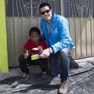 La Caja de la Vivienda Popular le cambia la cara al barrio Caracolí